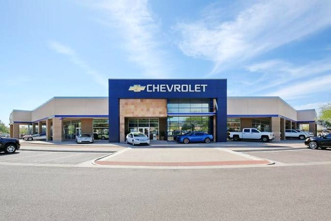 Van Chevrolet Chevrolet Used Car Dealer Service Center Dealership Ratings