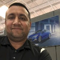 Juan Angeles at Vandergriff Chevrolet