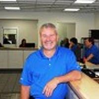 Gary Galloway at Vandergriff Chevrolet