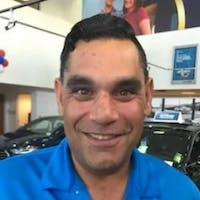 Roger De Vito at Bob Rohrman's Gurnee Hyundai