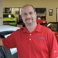 Rick Cassady at Hyman Brothers Automobiles West Broad