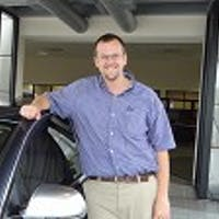 Steven Sommers at Hyman Brothers Automobiles West Broad