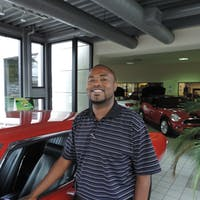 Antoine Pollard at Hyman Brothers Automobiles West Broad