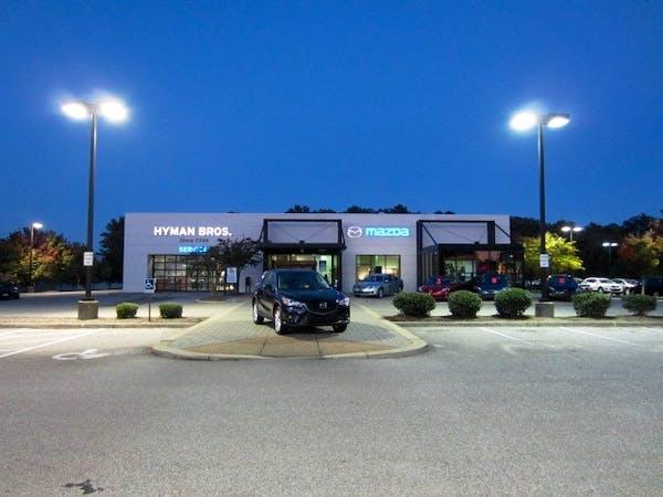 Hyman Bros. Mazda, Newport News, VA, 23602