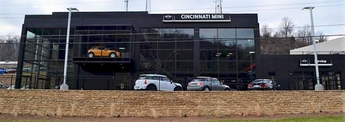 Cincinnati MINI, Cincinnati, OH, 45227