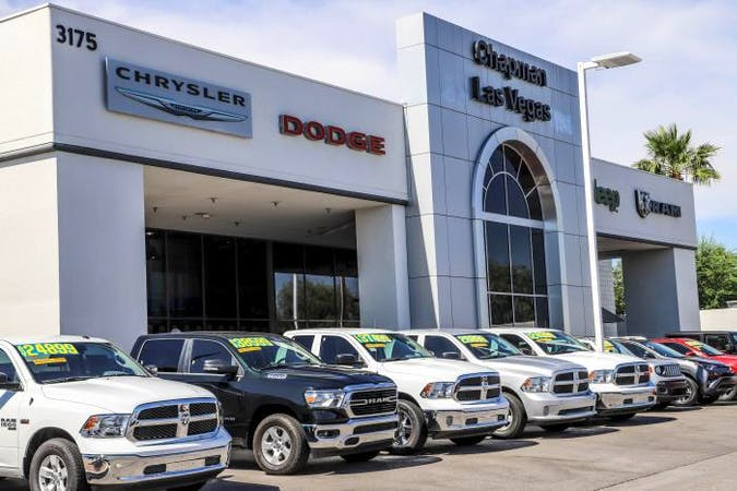 Chapman Las Vegas Dodge, Las Vegas, NV, 89104