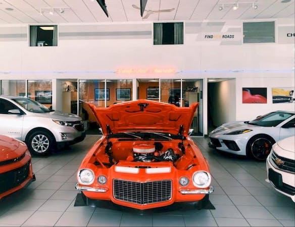 Jack Winegardner Chevrolet Chevrolet Used Car Dealer Service Center Dealership Ratings