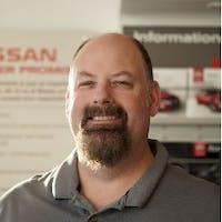 Wes Metcalf at Fontana Nissan