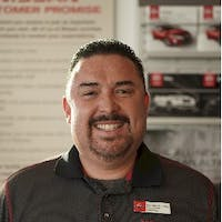 Guillermo Loera at Fontana Nissan