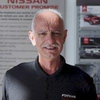David Pisani at Fontana Nissan