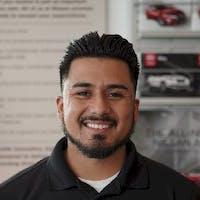 Juan Melendez at Fontana Nissan