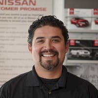 Alex Ramos at Fontana Nissan