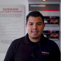 Herman Rivas at Fontana Nissan