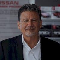 Frank Bachman at Fontana Nissan