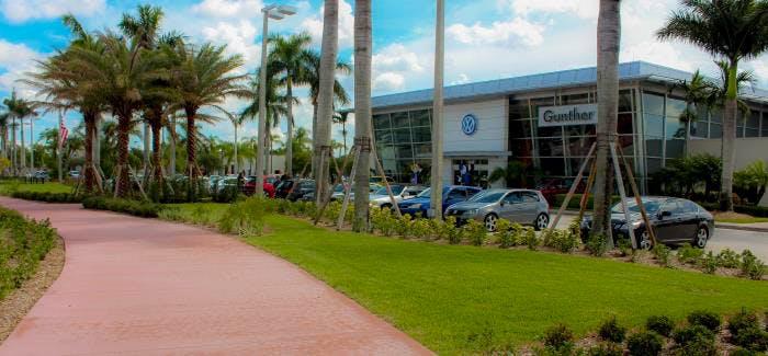 Gunther Volkswagen of Coconut Creek, Coconut Creek, FL, 33073