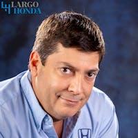 Victor Kyrr at Largo Honda