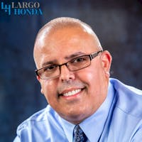 Paul Lozano at Largo Honda