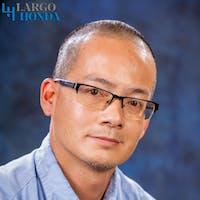 James Le at Largo Honda - Service Center