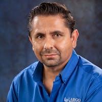 Antonio Ballesteros at Largo Honda