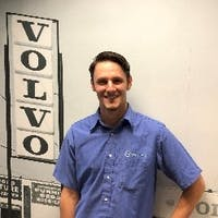 Mike Mazzaro Jr at Kundert Volvo of Hasbrouck Heights - Service Center