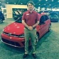 Alex Trost at Don Thornton Volkswagen of Tulsa