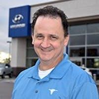 Timothy Gardner at Earnhardt Hyundai  North Scottsdale
