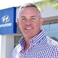 Tony Femiano at Earnhardt Hyundai  North Scottsdale