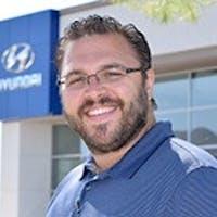 Jonathan  Gorton at Earnhardt Hyundai  North Scottsdale