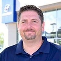 Jason Coburn at Earnhardt Hyundai  North Scottsdale