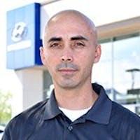 Ricardo Garcia at Earnhardt Hyundai  North Scottsdale