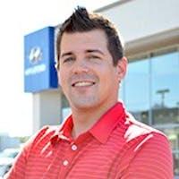 Kyle Frame at Earnhardt Hyundai  North Scottsdale