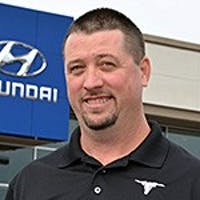 Ben Girard at Earnhardt Hyundai  North Scottsdale