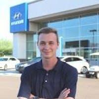 Sean Rushford at Earnhardt Hyundai  North Scottsdale