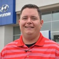 Tristan Crook at Earnhardt Hyundai  North Scottsdale