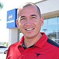 James Orosco at Earnhardt Hyundai  North Scottsdale