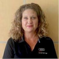 Kristin Waldrop at Audi Coral Springs