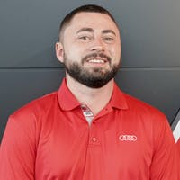 Trevor Tolchin at Audi Coral Springs