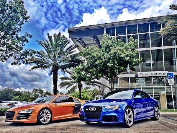 Audi Coral Springs, Coral Springs, FL, 33073