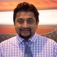 "Viraj ""Raj""  Kumar at Porsche Fremont"