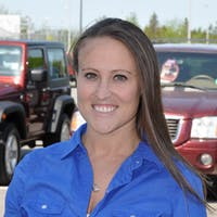 Katie Seavey at Darling's Auto Mall