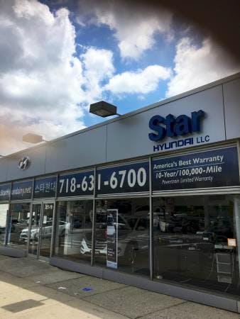 Star Hyundai, Bayside, NY, 11361