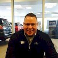 Robert Gibson at Elhart Automotive Campus