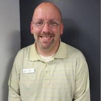 Rod  McKenzie at Elhart Automotive Campus - Service Center