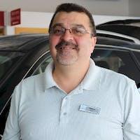 Marcel Rivera at Elhart Automotive Campus