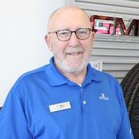 Ron Hazlewood at Elhart Automotive Campus