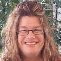 Michelle Landall at Elhart Automotive Campus - Service Center