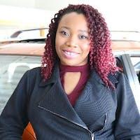 Reneisha Powell at Elhart Automotive Campus