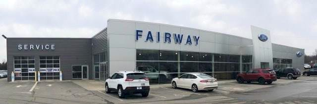 Fairway Ford, Canfield, OH, 44406