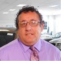 Harold Shemesh at C. Harper Ford Kia Honda
