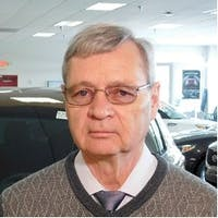 Gary Dalton at C. Harper Ford Kia Honda